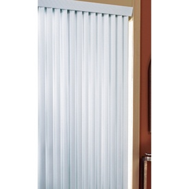 I'd love to replace the yellow-brown vertical blinds in the boy's room to make them match the rest of the blinds in there...