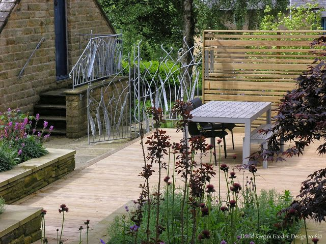 """""""A blog by the award winning garden and landscape designer David Keegan, see past and present projects and view samples of his work and writing."""