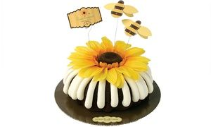 Groupon - Hand-Decorated Bundt Cakes at the Garland Rd. or South Broadway Ave. Location of Nothing Bundt Cakes (50% Off)   in Multiple Locations. Groupon deal price: $10