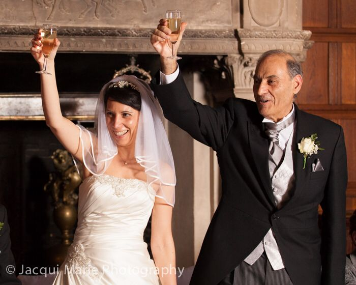 Fabulously stylish Italian bride and her family at the perfectly English Rhinefield House, photographed by Hampshire wedding photographers Jacqui Marie Photography. VISIT http://jacqui-marie-photography.co.uk for details