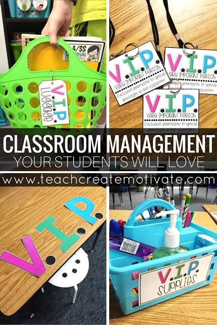 Need a quick effective classroom management fix?! Try a V.I.P. table! This post has everything you need for your classroom for FREE!