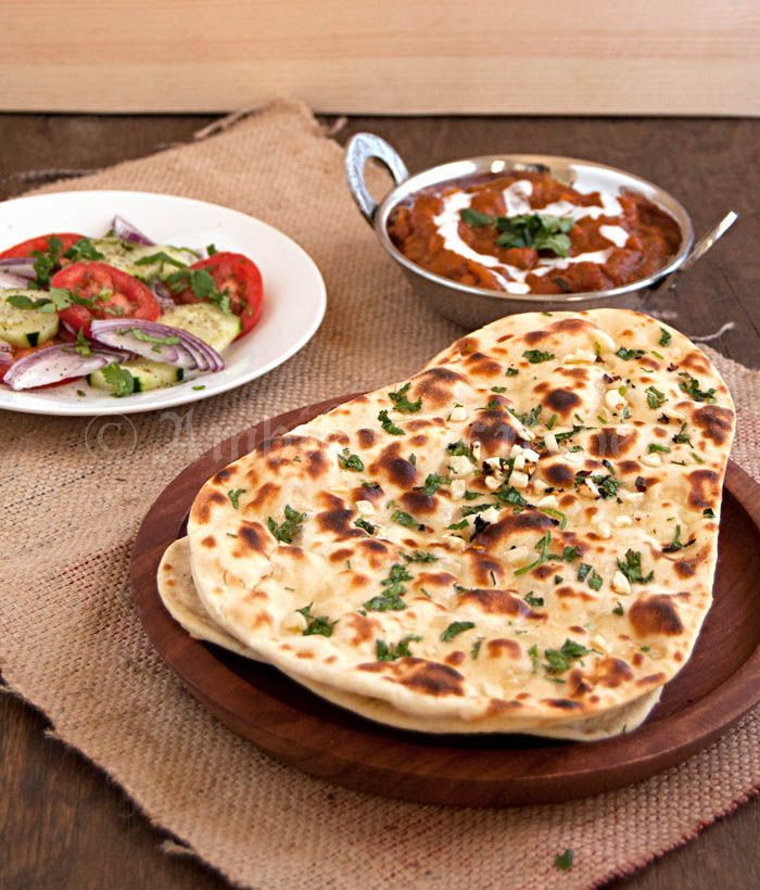 43 best indian food photos galleryonly indian food images on a guide to make perfect restaurant quality naan bread at home with an easy sourdough forumfinder Images