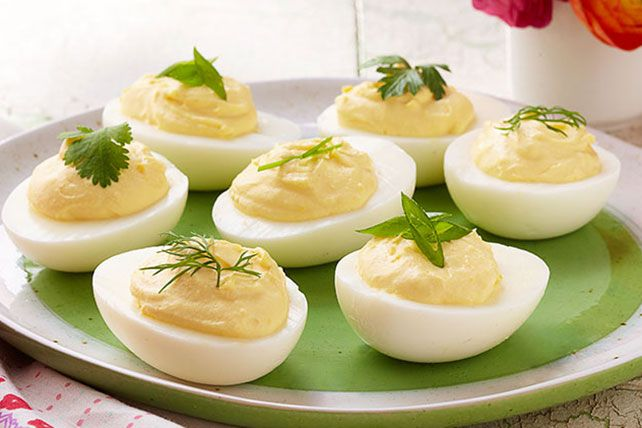 how to make egg spread