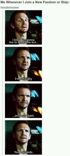 Every. Damn. Time. - Especially true for when I joined the SPN Family. #NoRegrets #JustLotsOfTears