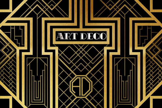 Art Deco was the predominant style of the 1920s and 30s. It was a purely decorative style that emerged partially in response to the austerity of World War I. -RC