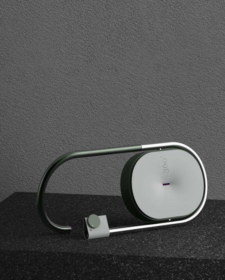 Hyunseok Kang – CARABINER – bluetooth speaker