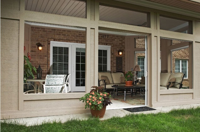17 best images about screened in porches under decks on for Under porch ideas