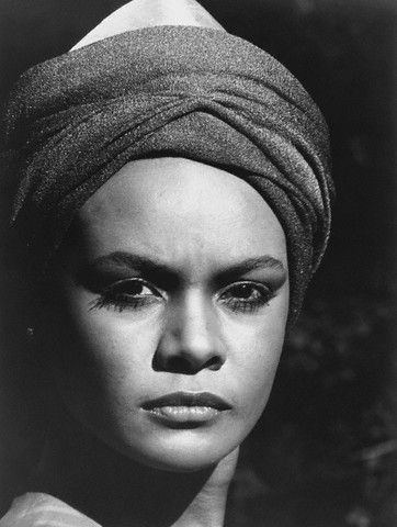 Tamara Dobson, the model turned actress best known for her role as Cleopatra Jones.