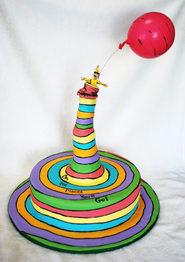 oh the places you will go themed..  LOVE love love
