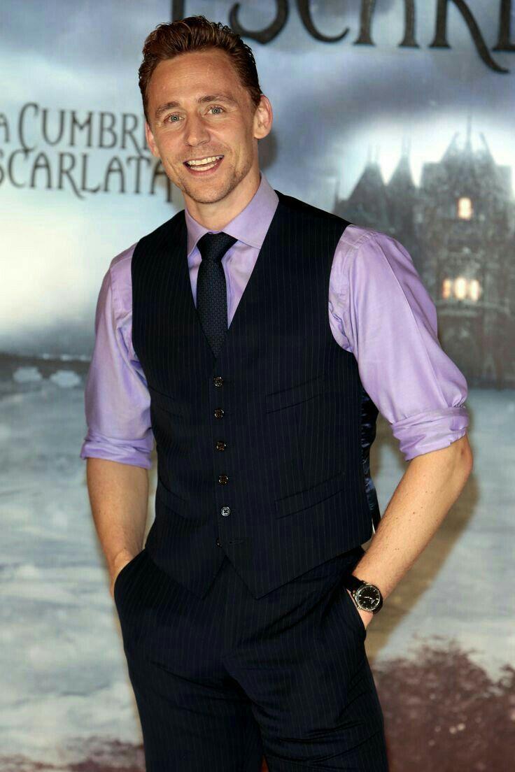 Tom's Birthday ♡ | Tom Hiddleston