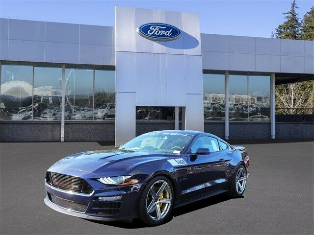 2019 Ford Mustang Gt Premium New 2019 Saleen Yellow Label Mustang