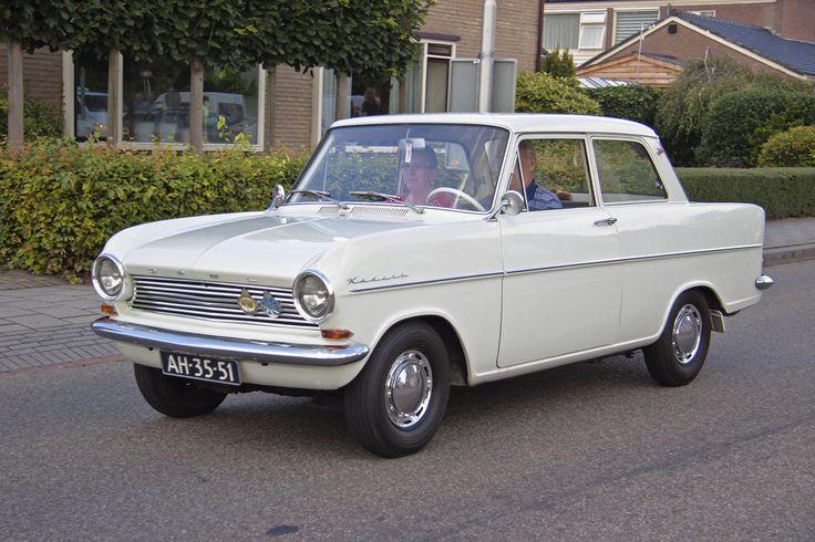 Alle Größen | Opel Kadett A 1963 (0803) | Flickr - Fotosharing!