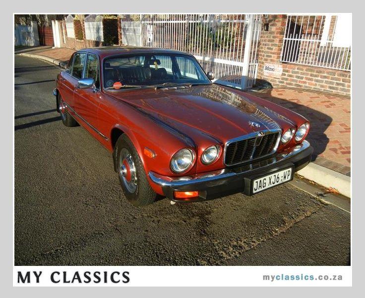 Jaguar Executive Classic Car Classic Cars Pinterest