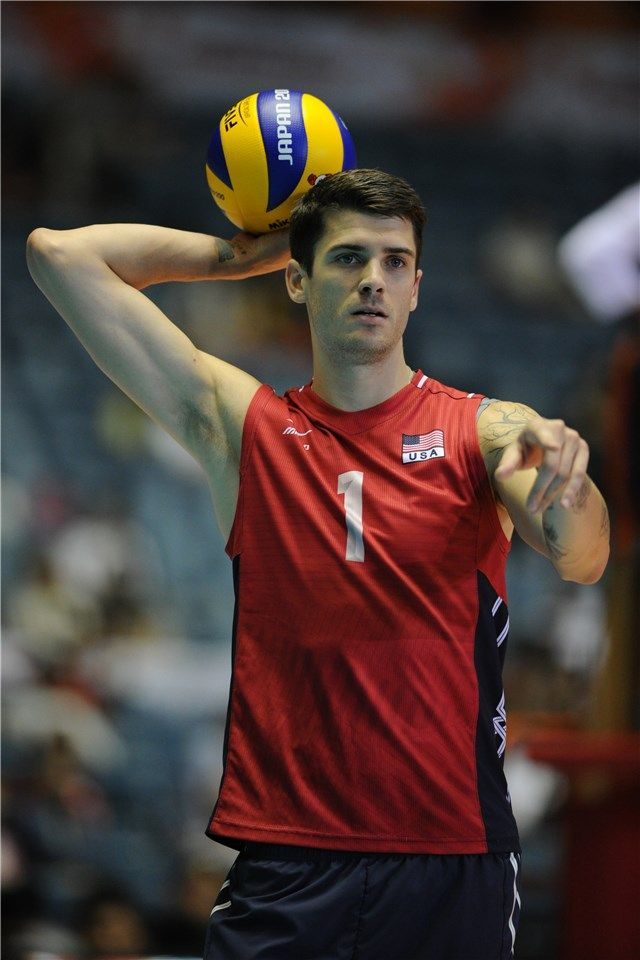 Matt Anderson: U.S. Men's Volleyball