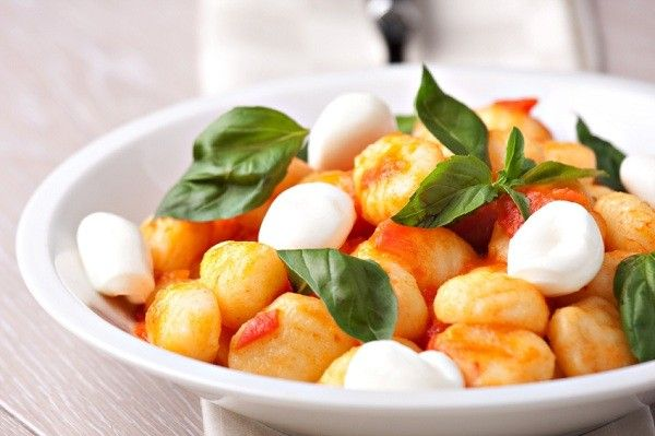 Homemade Gnocchi | Delectable Dishes | Pinterest