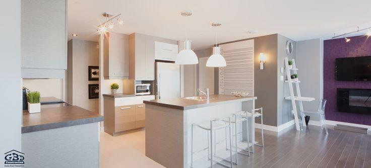 Photo du projet Condominiums Quatuo