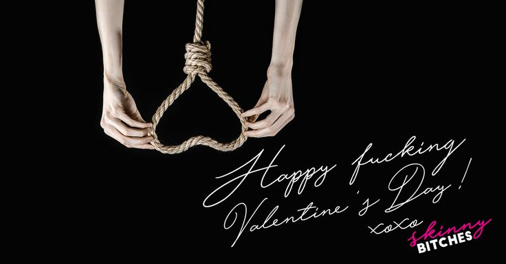 xoxo #valentinesday #love #celebratinglove #sb #skinnybitches #bitchiful