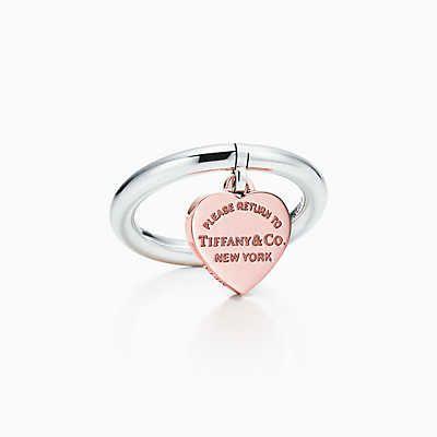 Conheça os anéis   Tiffany & Co.