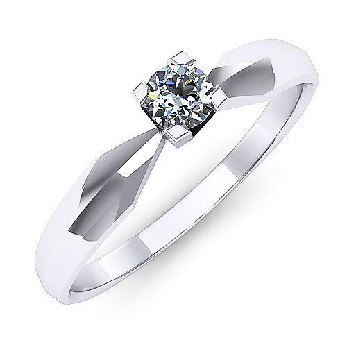 Inel de logodna F04ADI cu diamant