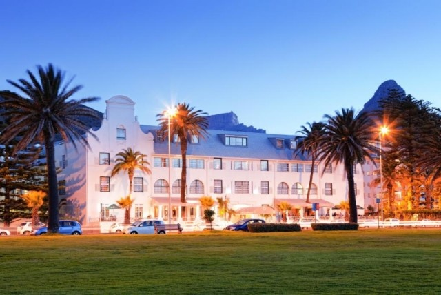Winchester Mansions Hotel situated on Cape Town's Platinum mile overlooking the Atlantic Ocean in Cape Town's oceanfront suburb of Sea Point.