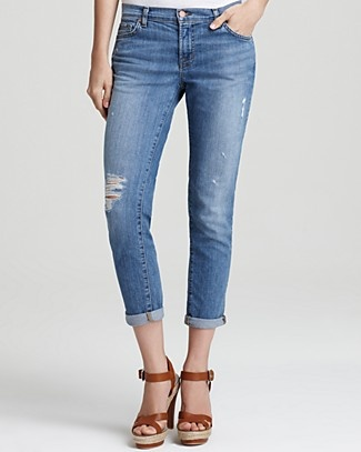 J Brand Aoki Boyfriend Jeans in Tulum Wash   Bloomingdale's