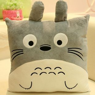 Cute Kawaii Totoro Anime Led Colorful Plush Pillow : 32 best images about Cute pillow cases on Pinterest Http://www.jennisonbeautysupply.com/