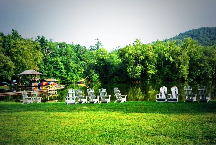 Camp Greystone. Our summer home!