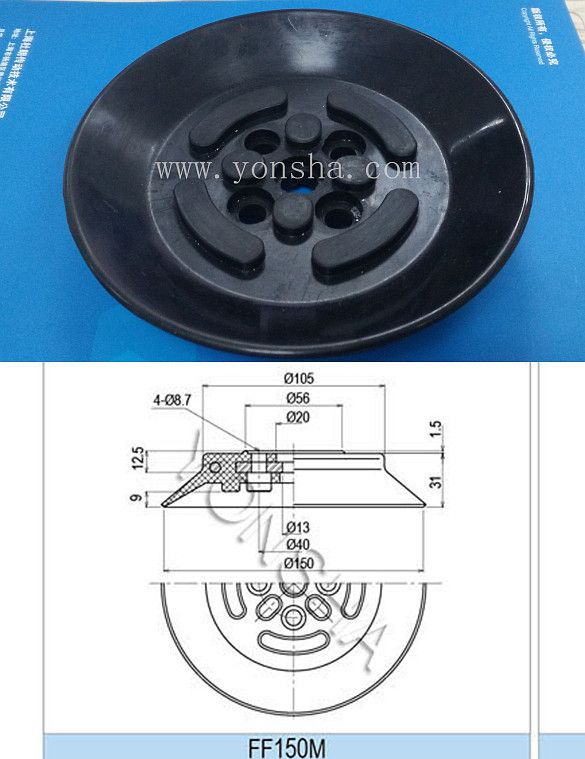 Cheap General Mechanical Components Stock, Buy Directly from China Suppliers: convum type mechnical parts  Flat round  suction cupsSpecification:Pad type:Flat round Pad diameter