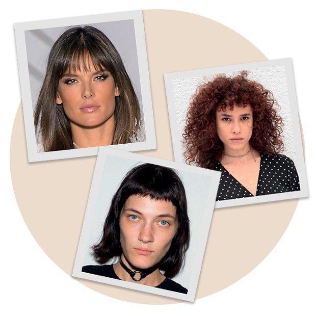6 tipos de franja para você repaginar o cabelo já!