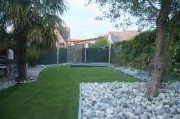 moderner Garten von EURL OLIVIER DUBOIS