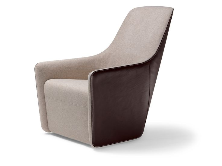 A new classic of salon culture. The Foster 520 armchair reinterprets the tradition of the club armchair – the development of which in Germany Walter Knoll was involved in at the beginning of the twentieth century.   Foster 520 Armchair by Foster + Partners for Walter Knoll The designers at Foster + Partners have made masterly use of the materials: saddle leather with its striking grain for the back, natural fabrics for the seat. The elaborately finished decorative seam emphasises the…