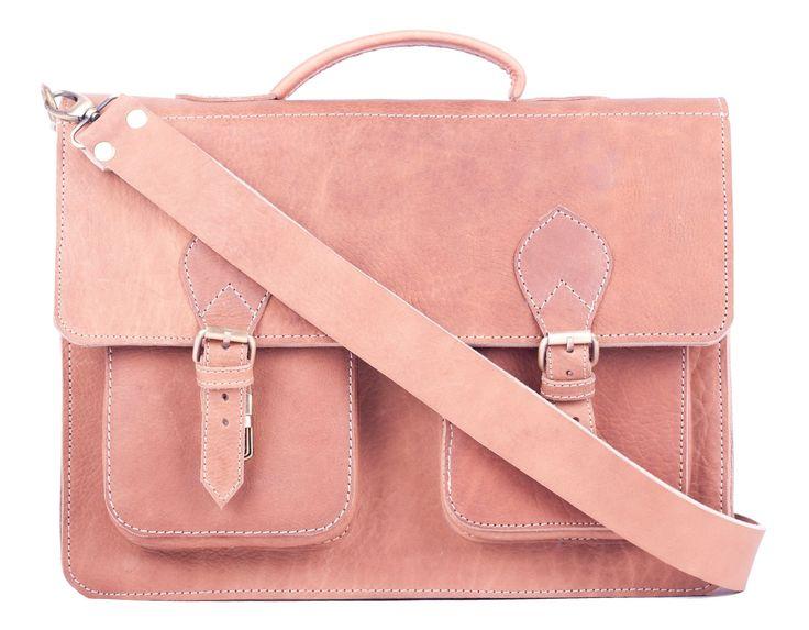 Umhängetasche Leder nature Laptoptasche Ledertasche Vintage Ledertasche Unitasche Collegetasche Lehrertasche Bürotasche Arbeitstasche Aktentasche Umhängetasche Ordner