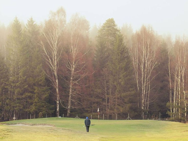 "37 Likes, 1 Comments - Jens Christian Jacobsen (@jenjac1942) on Instagram: ""One .seniorgolfer lonely at the fairway💓#asiyaya #photography #golf #landscape #recreation…"""