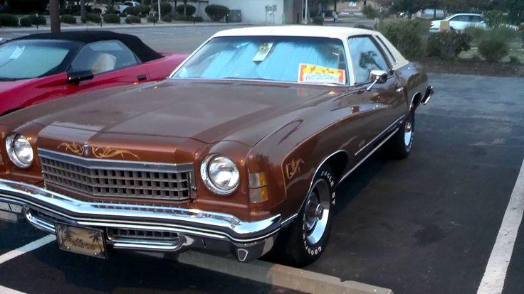 1974 Monte Carlo for sale - YouTube