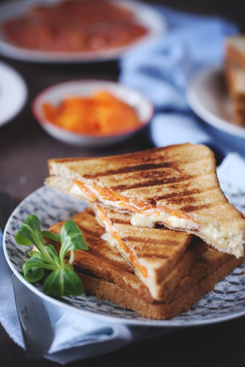 Fabuleux 210 best Tartines et croques images on Pinterest | Sandwiches  DW27