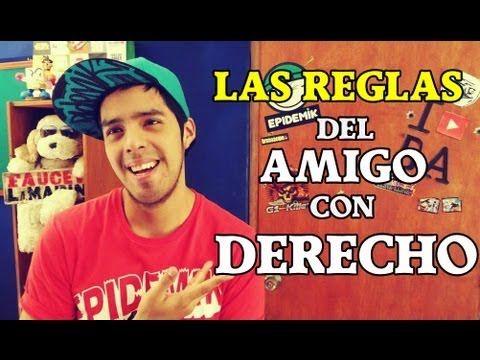 """COMO SER UN BUEN  """"AMIGO CON DERECHO"""" ? │ #amigosconderecho"""