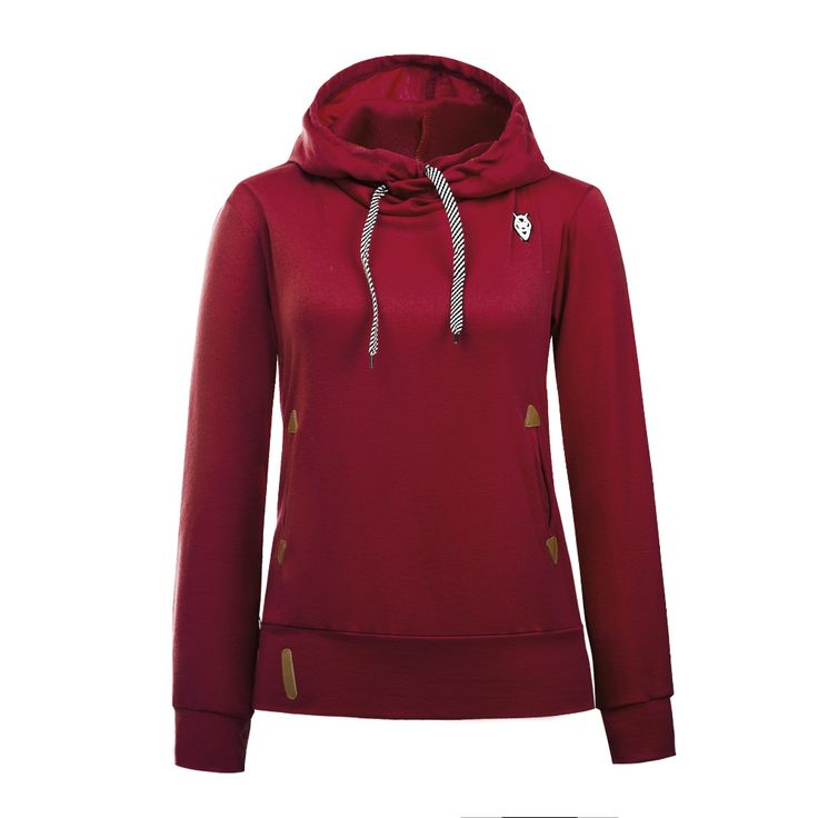 ForeMode sudaderas mujer 2016 Women Hoodies Sweatshirt Casual Hooded Clothes hoodies for women #Hoodie      National wind ladies fall 2016 new hooded draw string long sleeve head loose comfortable knitted Women coatUSD 30.78/piece  ForeMode Women pink Hooded Sweatshirt Long Sleeve svitshot hoodies for women Striped women's sweatshirt USD 19.97/piece  S-5XL Europe New Loose Solid Hooded Bat Solid...