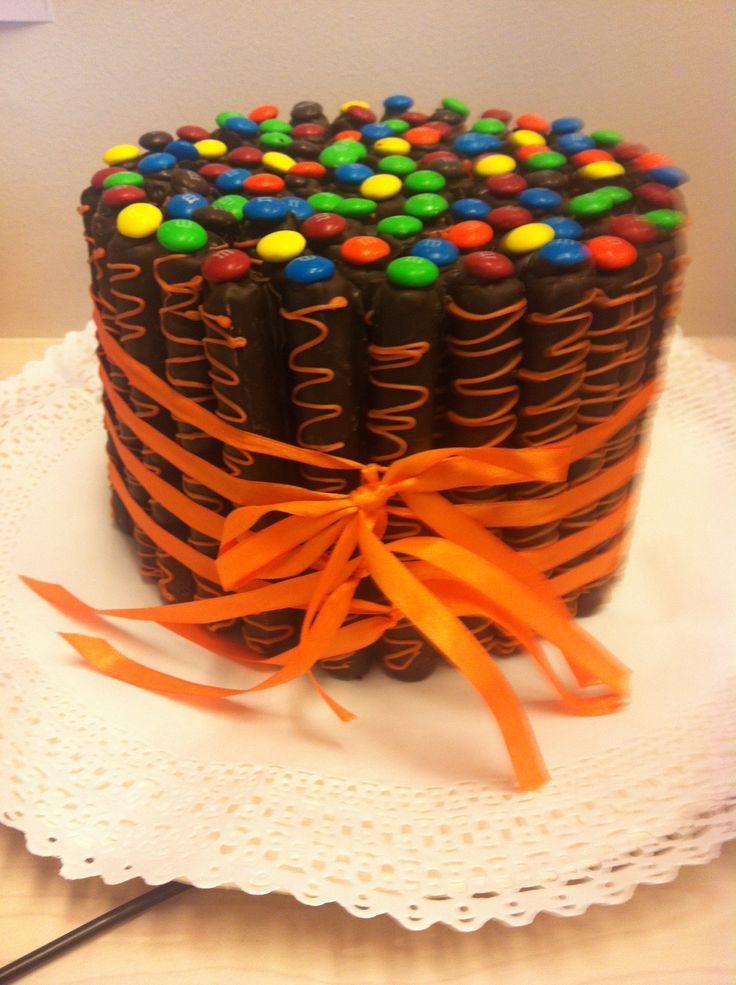 Torta de cuchuflis (100 unidades)