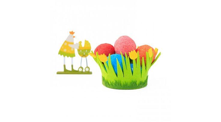 Húsvéti kosár bombacsomag - Húsvéti ajándékok - Yamuna Natural Beauty