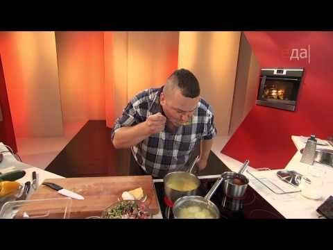 Стир-фрай из говядины с бэби-овощами - YouTube