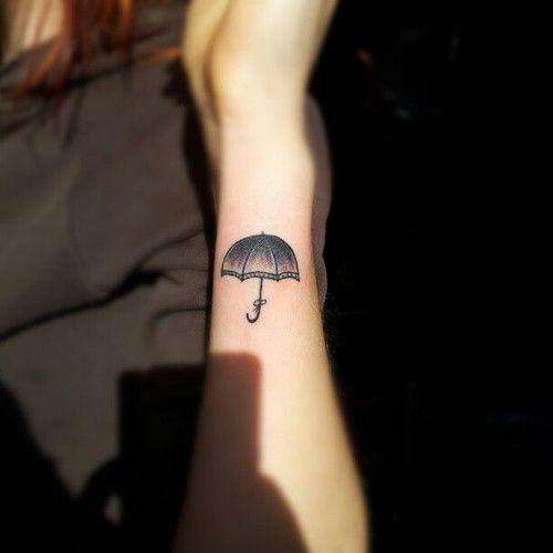 umbrella tattoo | Tumblr