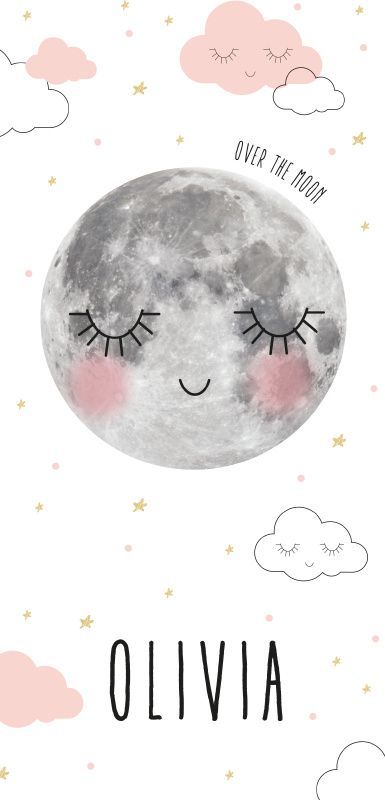 GIRL • LOVELY MOON