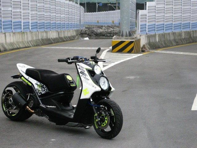 Ken Block?: Yamaha Bws 125, Bws Scooter, Motorcycle, Bws Zuma, Yamaha Zuma 125, Scooter Running