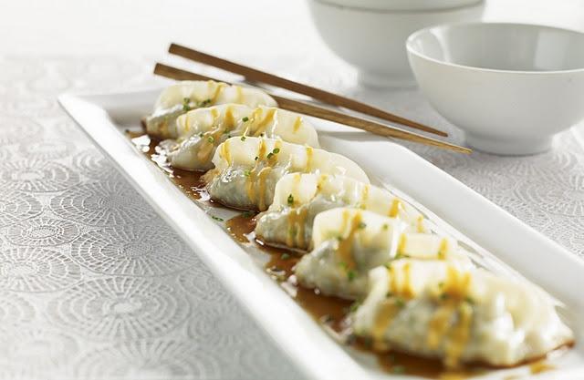 Dumplings in Stockholm