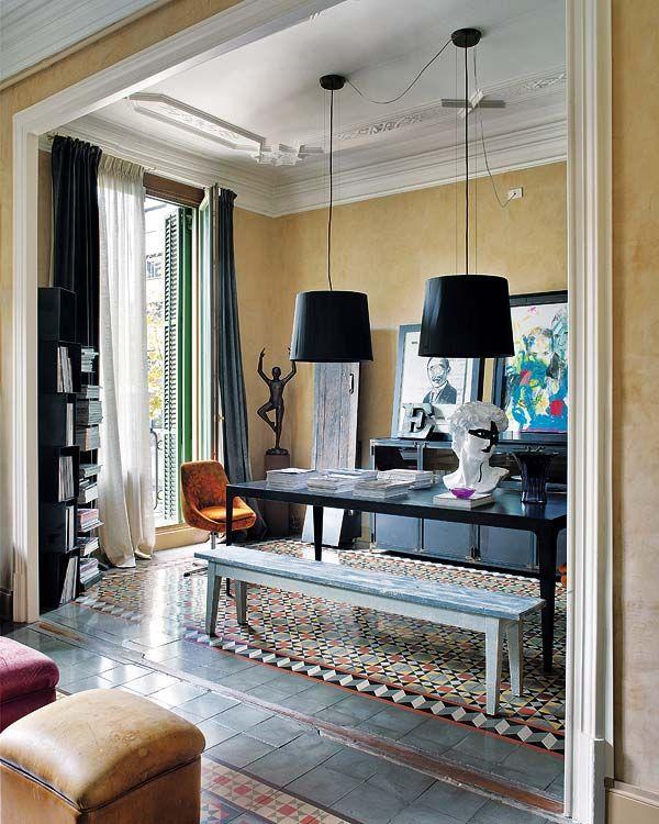 Espacios, casas | Nuevo Estilo revista de decoración. comedor / diningroom