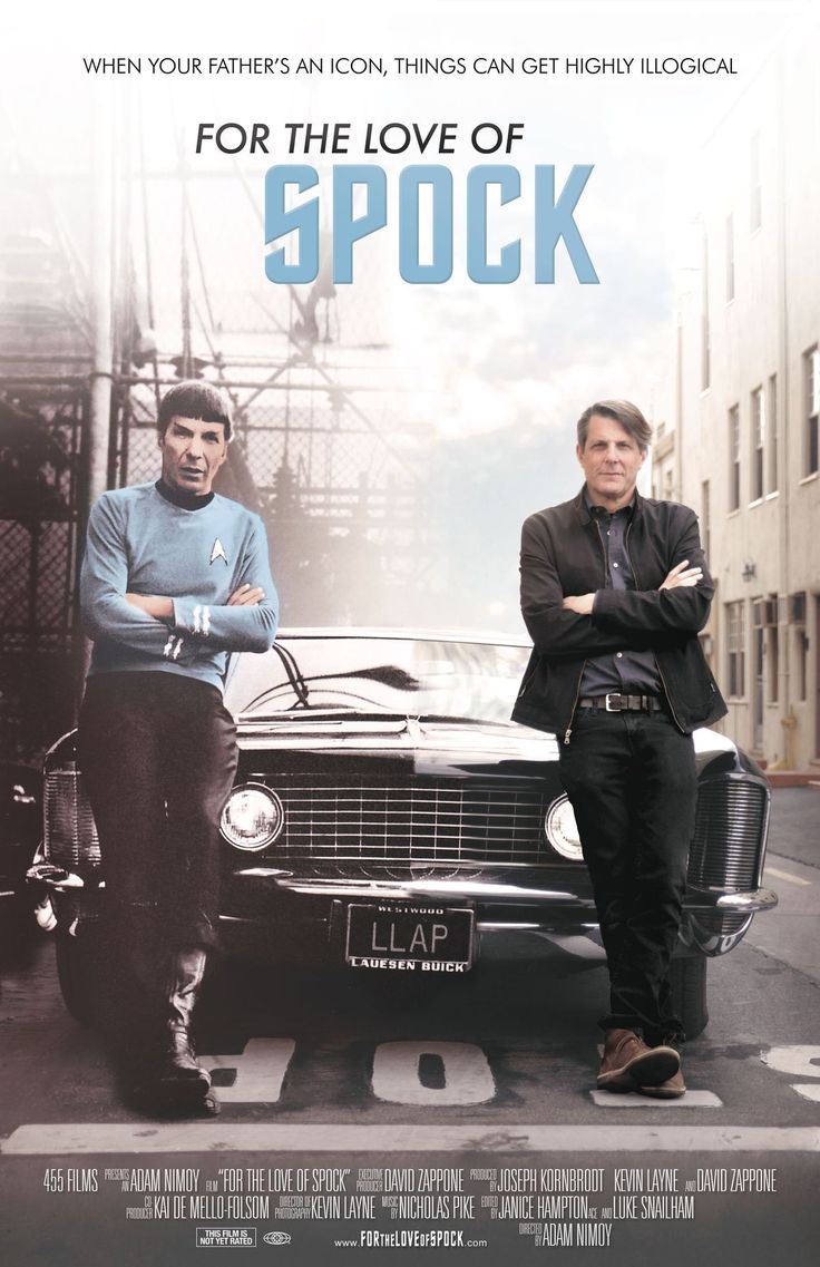 For the love of spock 2016 full movie dual audio watch online dailymotion esubs