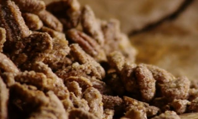 Sugar Coated Pecans Video