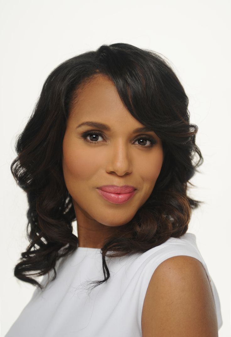 """""""I have always been very focused on my skin."""" - Kerry Washington"""