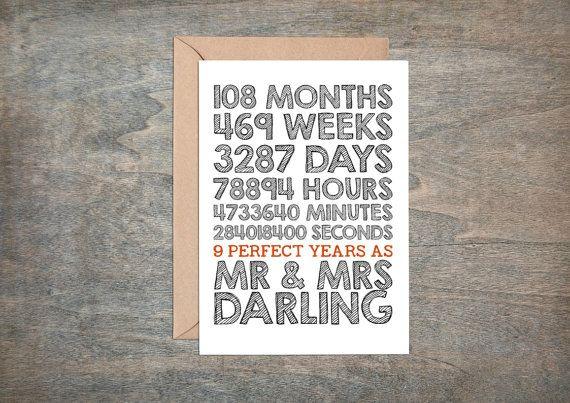 Ninth Wedding Anniversary Gift Ideas: Best 25+ 9th Wedding Anniversary Ideas On Pinterest
