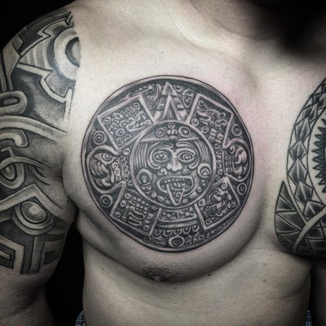 100 Popular Tattoo Ideas For Men Of The 21st Century Aztec